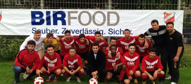 1. Spieltag: Türkischer SV – SV Olympia Bad Schwartau