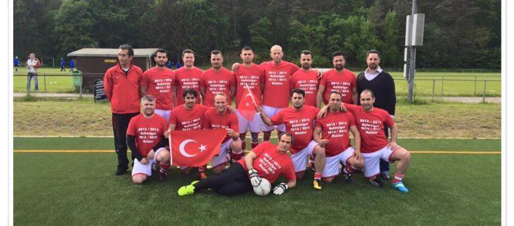 Kreisklasse A Altherren Meister Türkischer SV