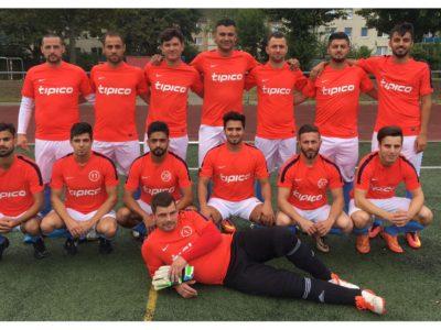 Türkischer SV 1. Herren Saison 2016 Sponsor Tipico Nike Shirts