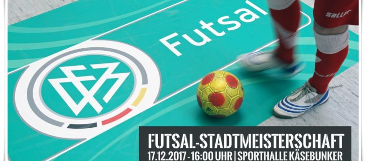 Futsal-Stadtmeisterschaft 2016 Lübeck
