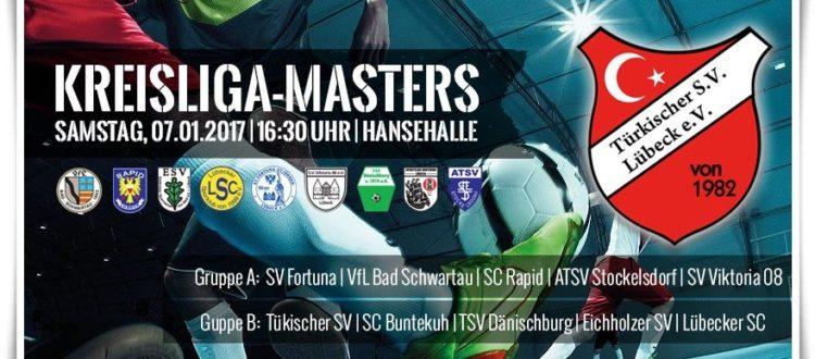 Kreisliga-Masters 2016/2017 Hallenturnier Lübeck