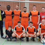 Türkischer SV Goal Cup Hallenturnier 2017 SC Rapid Lübeck