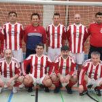 Goal Cup Hallenturnier 2017 - Türkischer SV Lübeck 2. Alte Herren