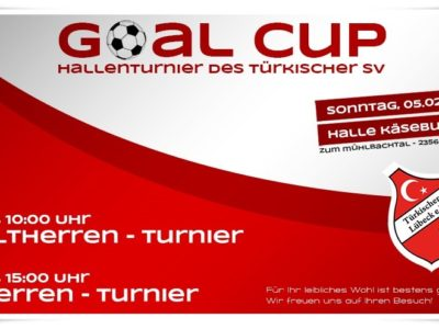 Goal Cup Hallenturnier 2017