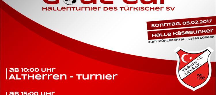 Goal Cup Hallenturnier Türkischer SV Lübeck