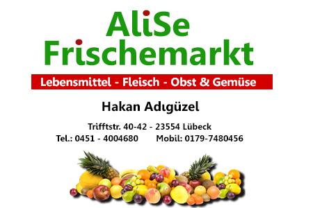 Sponsor: Alise Frischemarkt