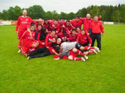Verbandsliga Aufsteiger 2010-2011 Türkischer SV Lübeck
