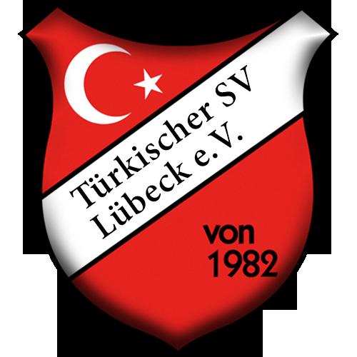 Logo, Wappen, Amblem Türkischer SV Lübeck