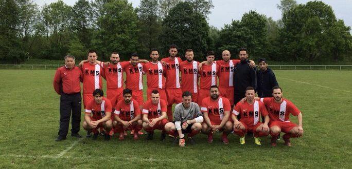 25. Spieltag: TuS Lübeck 93 II – Türkischer SV II 2:3
