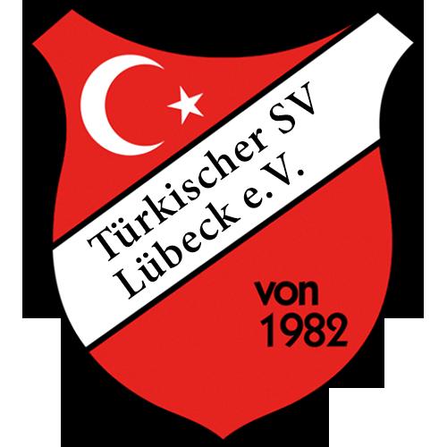Vereinswappen, Wappen, Logo, Vereinslogo, Amblem, Vereinsamblem Türkischer SV Lübeck