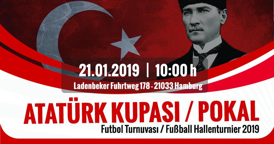 Vorrunde/Ön Eleme: Atatürk Kupası/Pokal 2019