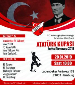 Atatürk Kupası Ön Elemeleri 2019