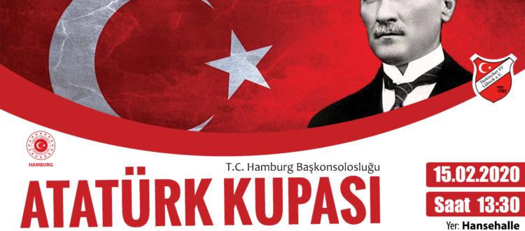 Hamburg Başkonsolosluğu Atatürk Kupası 2020