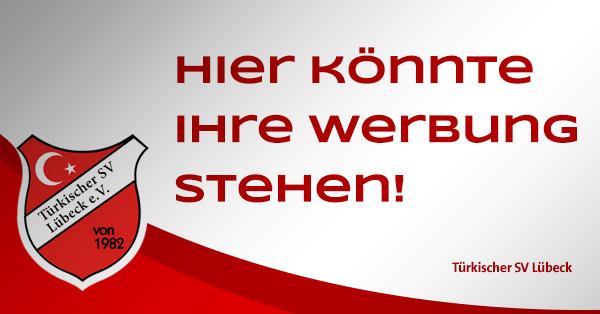 Sponsoring beim Türkischer SV Lübeck