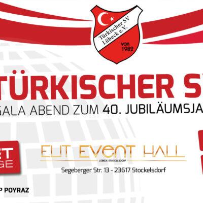 Türkischer SV - Gala Abend 40. Jubiläumsjahr