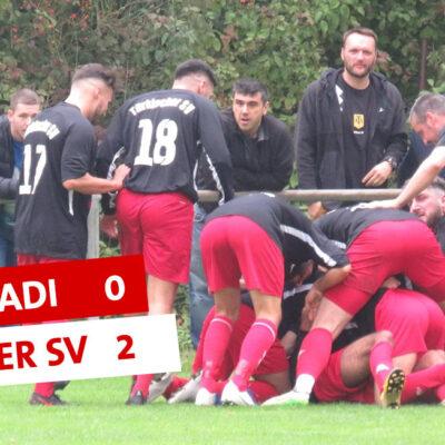 4. Spieltag: SV Azadi – Türkischer SV 0-2